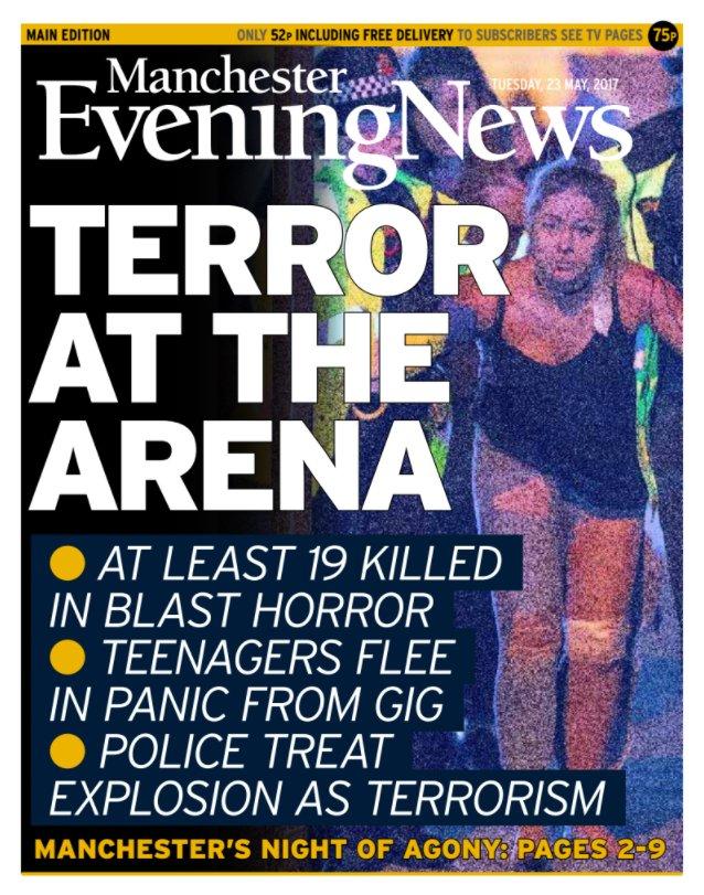 22 morts et 59 blessés, Daech revendique l'attentat — Manchester