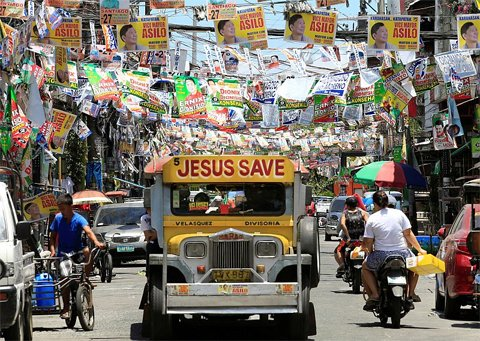 Outcry at Philippine ban on religious distractions