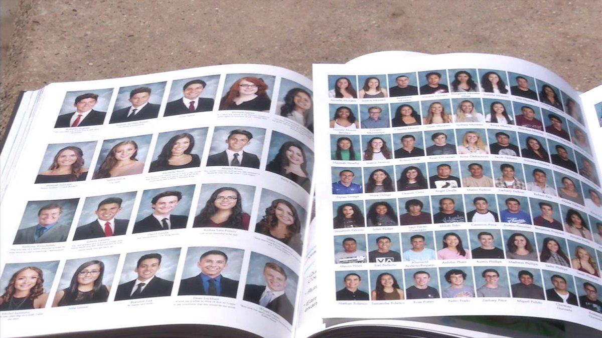 Dozens of students mistakenly left out of La Habra High School yearbook