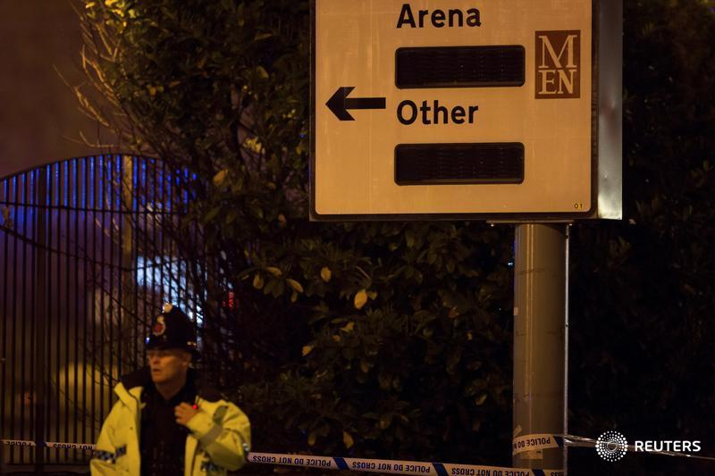U.S. says no indication of threat to its music venues after Manchester blast: