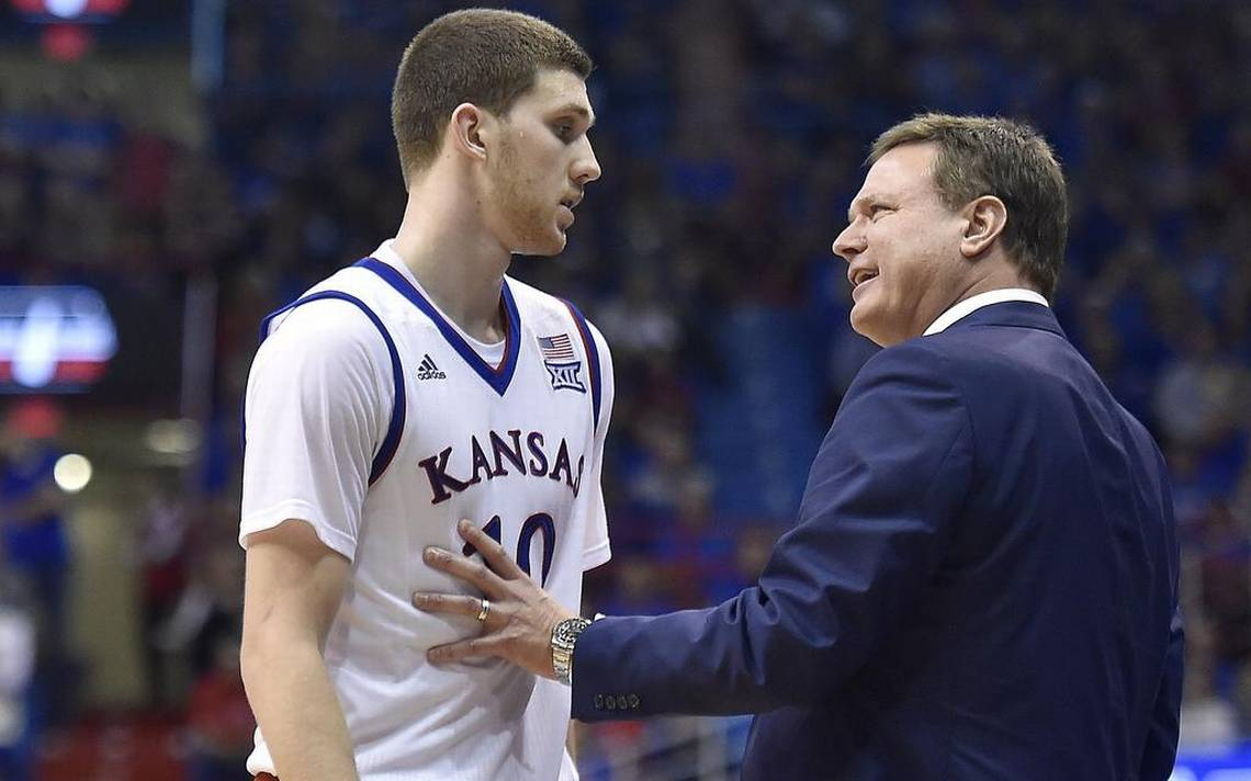 KU notebook: Svi to announce future plans Wednesday; Lucas, Mason work out for teams