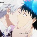 今日 5月23日はキスの日!(柴P)#やまじょ #キスの日