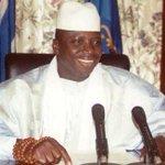Gambia's Jammeh 'stole $50m', assets frozen