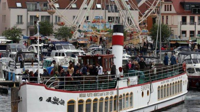 Tourismus: Spaß und Sport am Wasser: Müritz Sail startet Festsaison https://t.co/EwMzpXqelA #Mecklenburg_Vorpommern https://t.co/exbaUTlymb