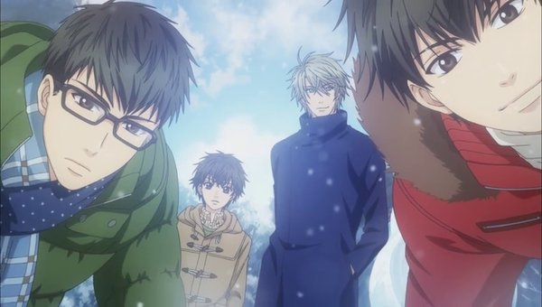 『SUPER LOVERS』海棠兄弟(^_-)-☆