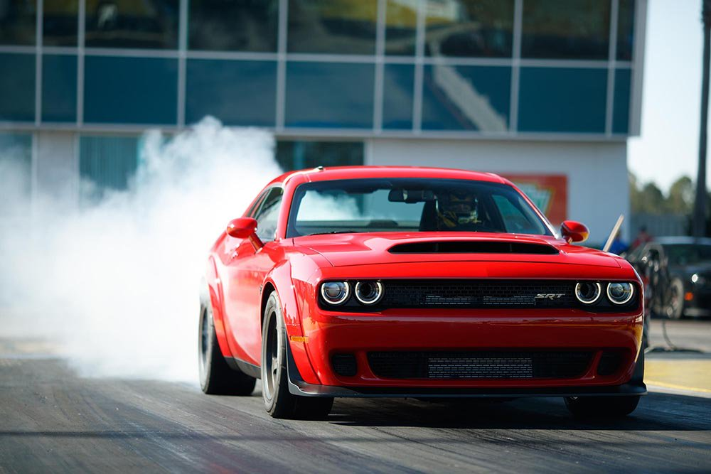 Dodge's Demon to cost a cool $85K