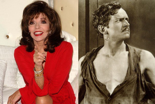 May 23: Happy Birthday Joan Collins and Douglas Fairbanks