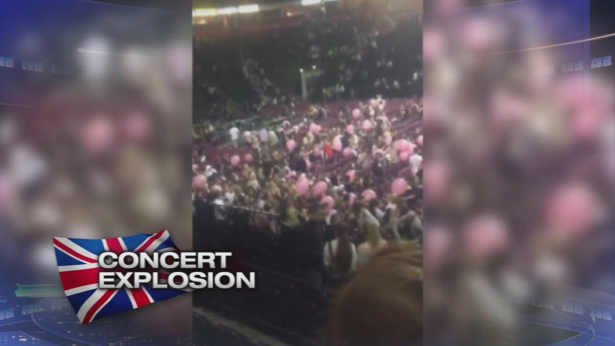 Girl, 8, ID'd as Manchester bombing victim; ISIS claims attack