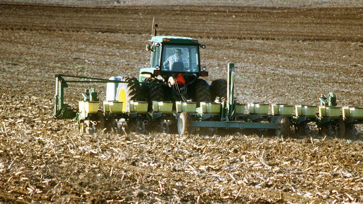 Iowa, Nebraska crop planting progressing amid spring storms