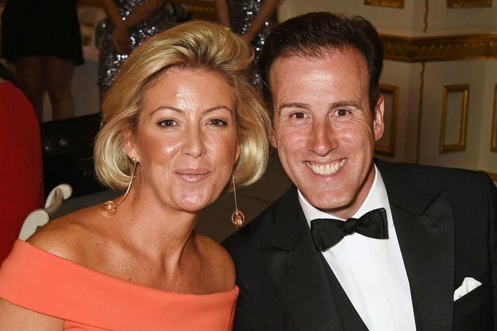 Anton Du Beke and Hannah Summers married in