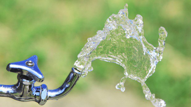 Napier's drinking water being chlorinated following positive test
