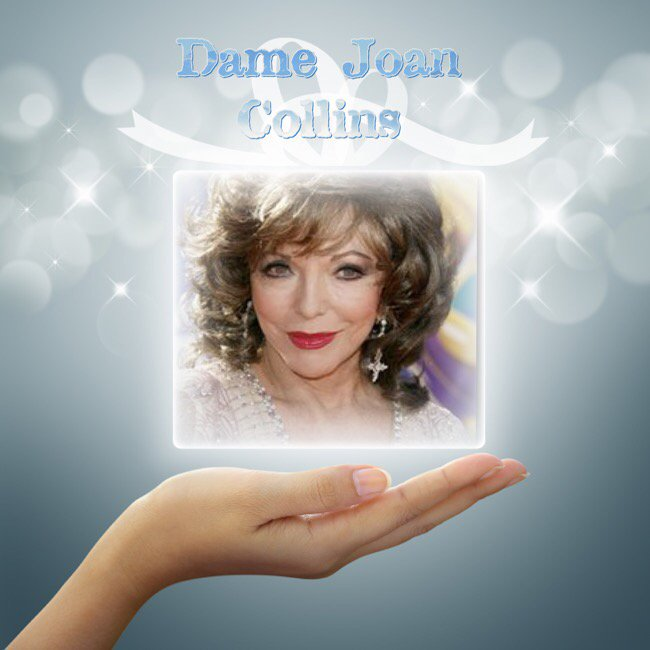 Happy Birthday Dame Joan Collins, John Drury, Jeannie Carson & Grant Turnbull