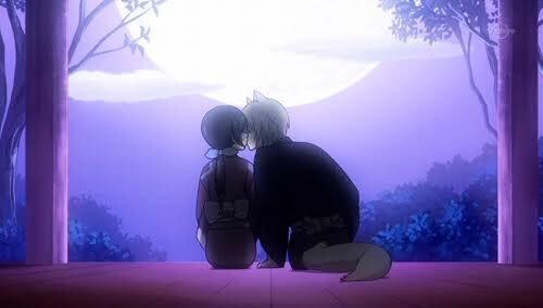 #キスの日 こういうロマンチックなキスもしてみたいな…✨✨(神様はじめましたより)