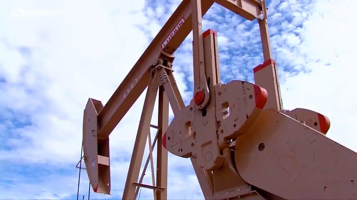 Trump's plan to sell oil reserves undermines OPEC. Via @ReutersTV