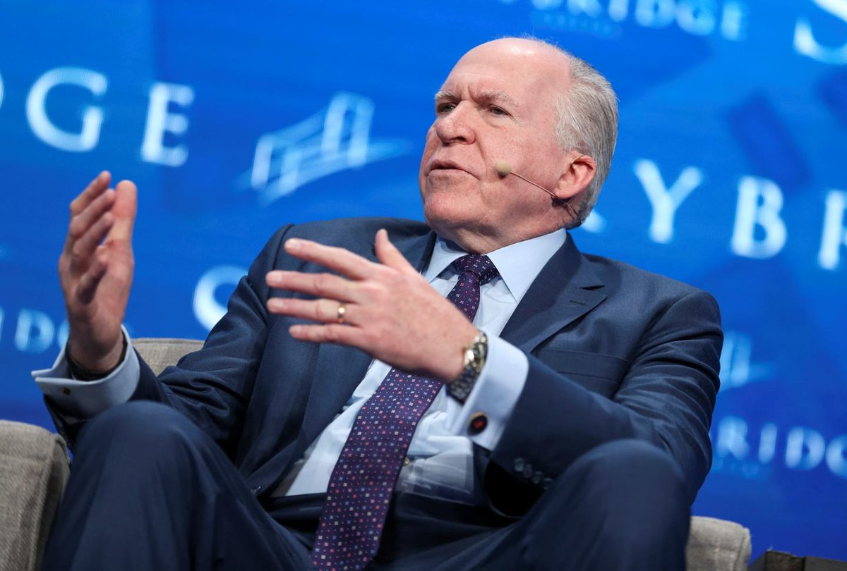 Former CIA Director John Brennan is scheduled to testify about Russia