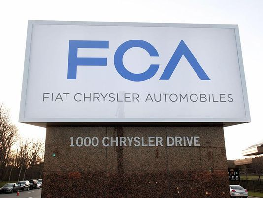 U.S. sues Fiat Chrysler over diesel emissions