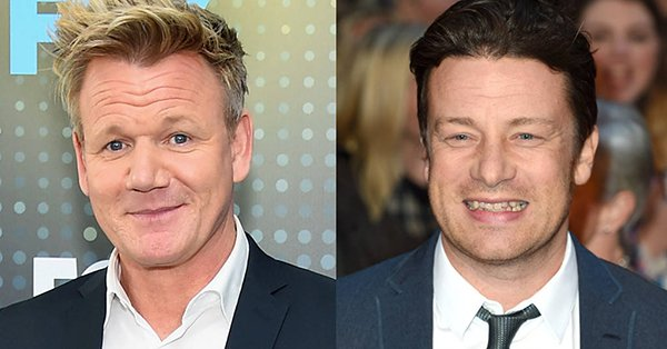Jamie Oliver's longtime feud with Gordon Ramsay might finally be over: