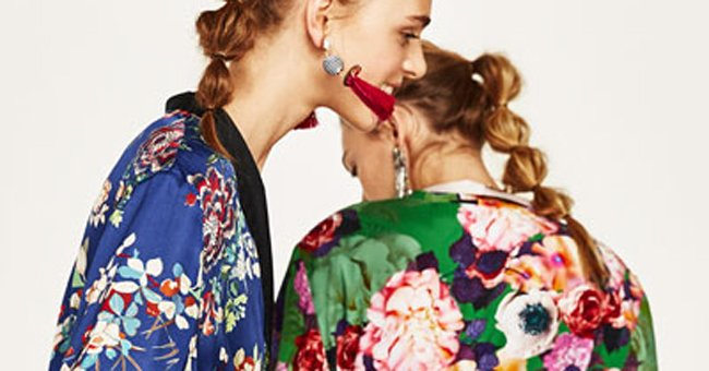 STOP EVERYTHING. Zara have just launched this new section... (& we're in LOVE)