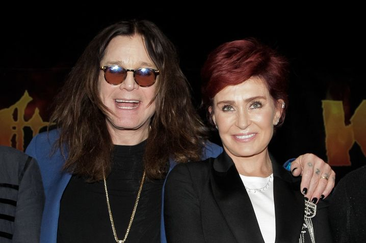 Sharon Osbourne has defended taking back cheating Ozzy after his seedy