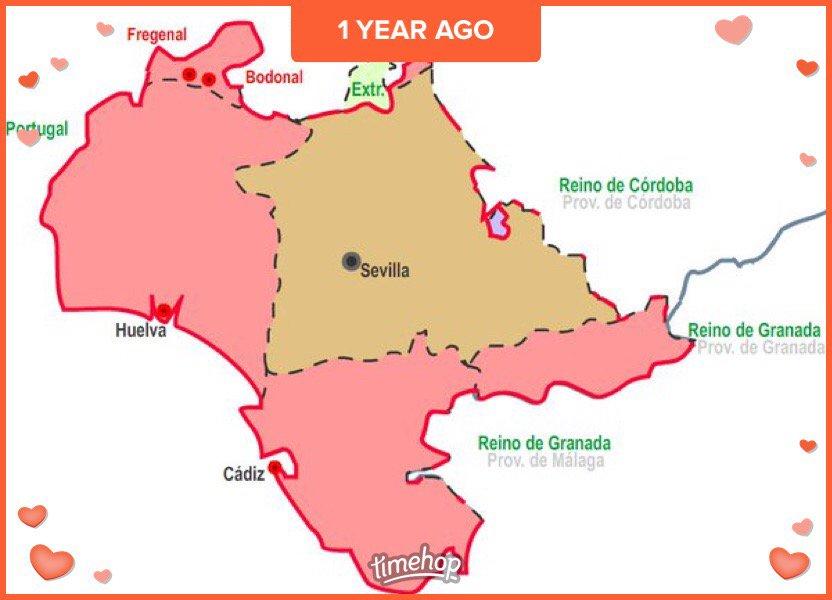 El Reino de #Sevilla se extendía de Ayamonte a Antequera. Feliz día de la Provincia https://t.co/Hnh2joJDdp https://t.co/Y5hwwsdaZ4