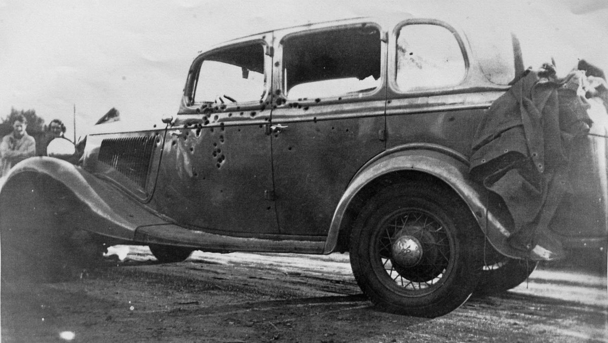 This Day in Texas History: The Death of Bonnie and Clyde