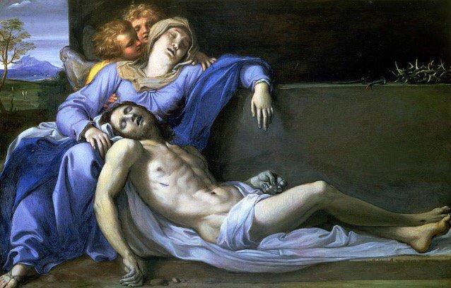 The Pieta https://t.co/F92nlpq3gQ