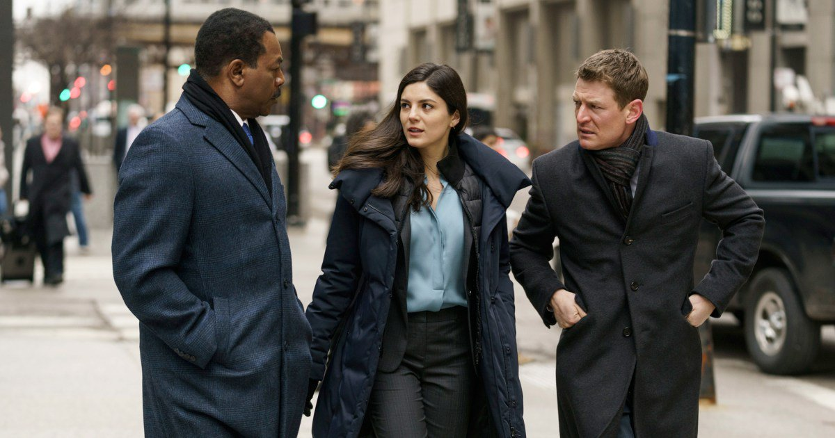 It's official: ChicagoJustice has been canceled by NBC: