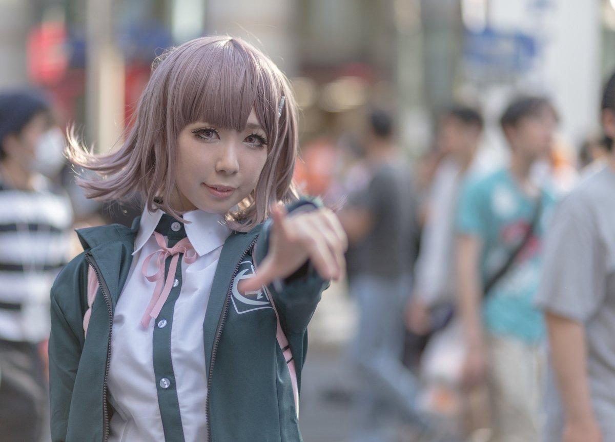 ダンガンロンパ:七海千秋cosplayer:#ホココス #ホココス2017