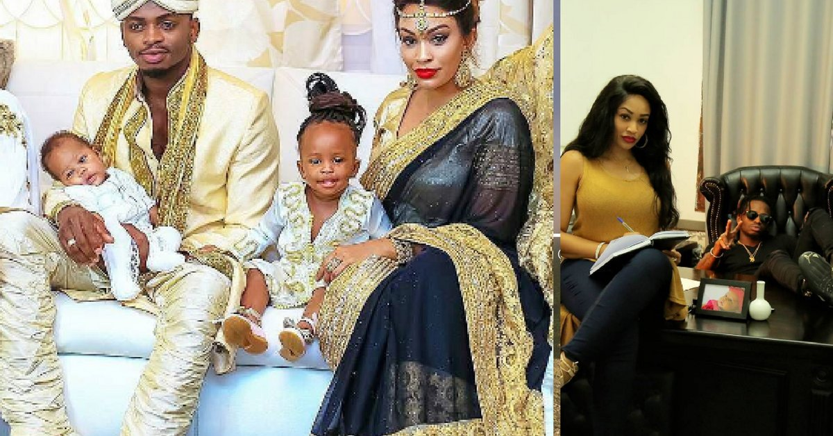 Photos of Tanzania superstar Diamond Platinumz' wife that no one is talking about