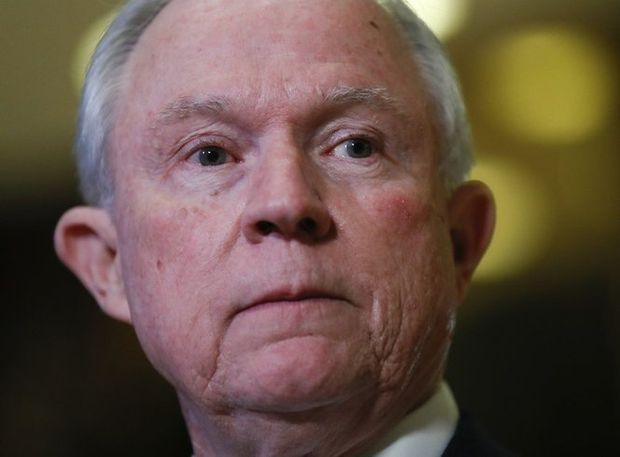 Sessions opts to enforce drug laws Congress fails to address