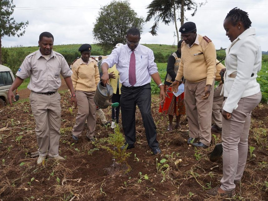 Squatters warned against deforestation, community groups told to inspect land