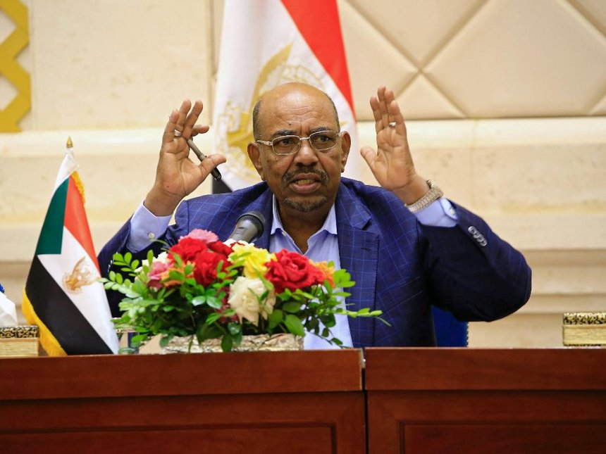 Sudan accuses Egypt of backing rebels ahead of foreign minister's trip