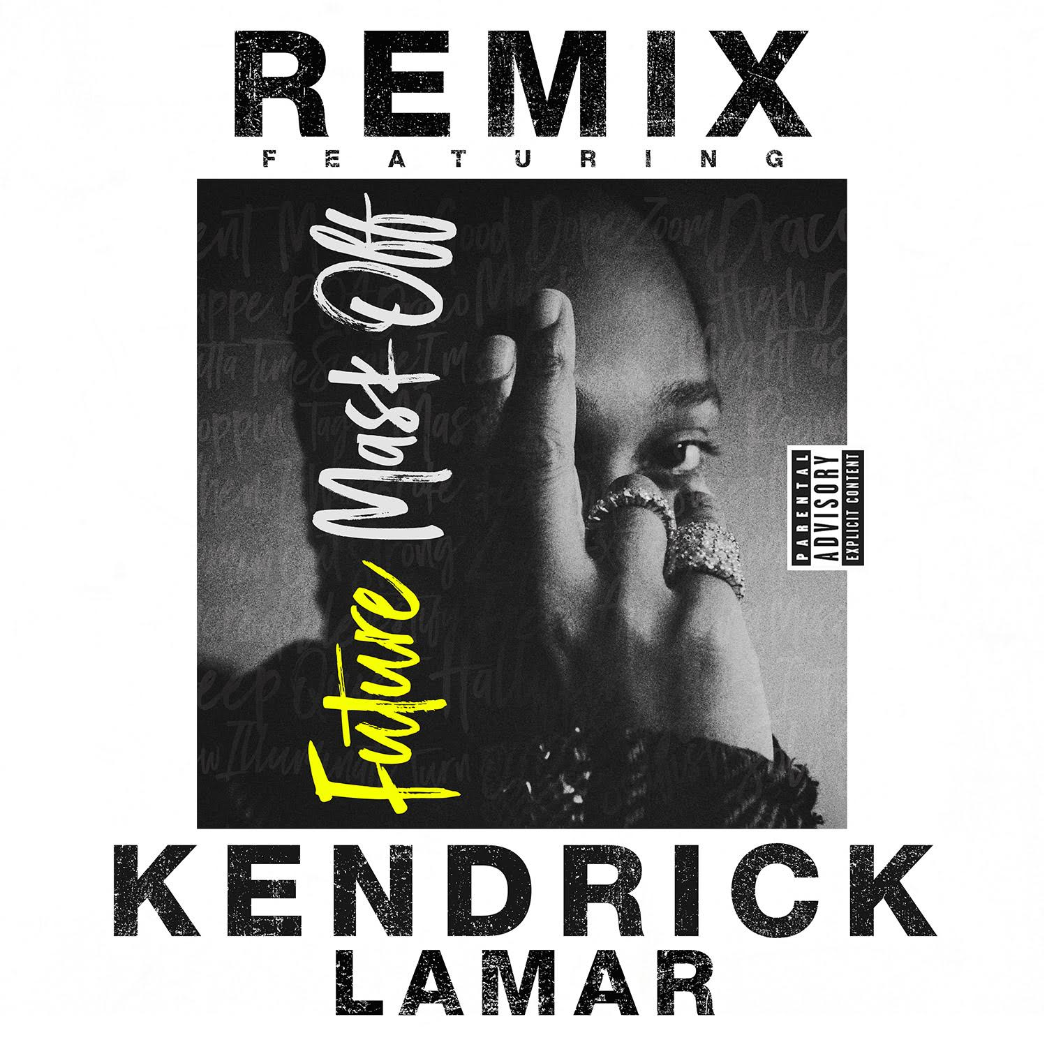 #MaskOff PLUTO X @kendricklamar  https://t.co/Mb9fCaAej6 https://t.co/BnZJcT37z5