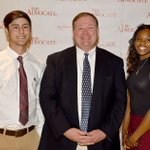 Briggs Bourgeois, Janie O'Connor win The Advocate's Athlete of the Year awards