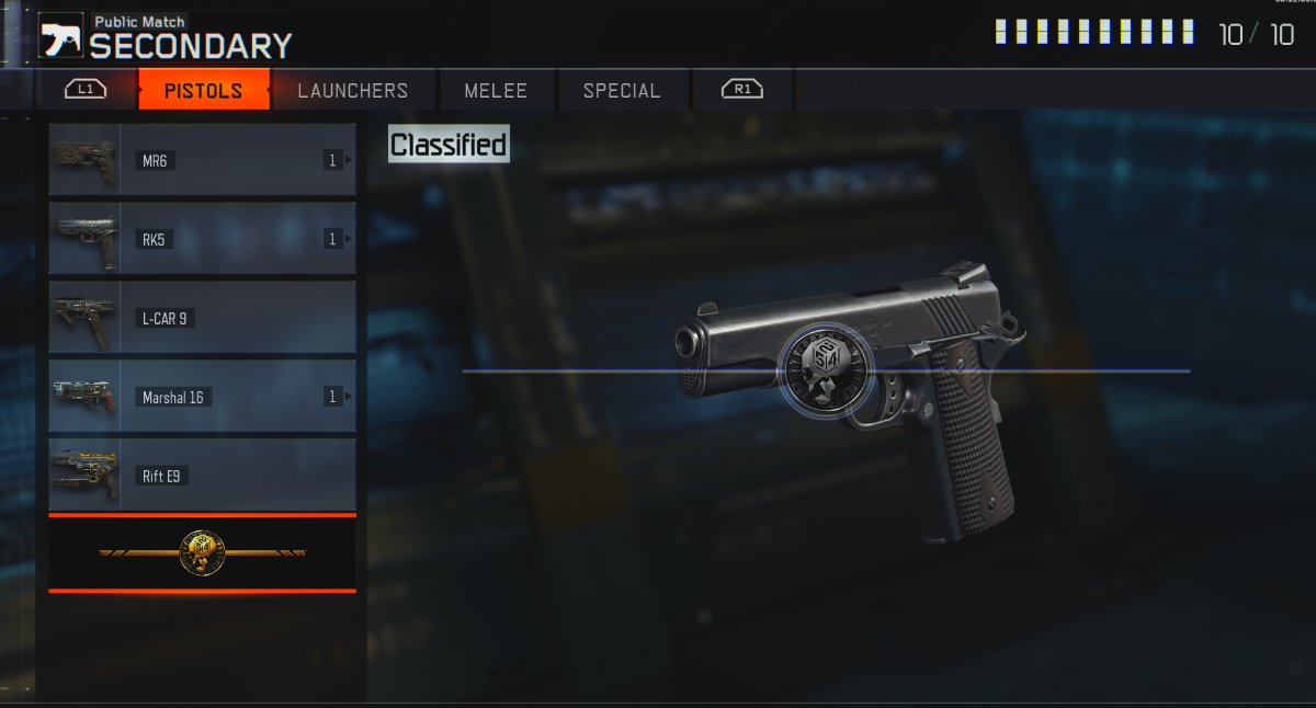 Breaking: AK74u, M1911 pistol & more new content now live in #BlackOps3 Black Market https://t.co/IPwKh8v1A1 https://t.co/CGZuPJoBLG