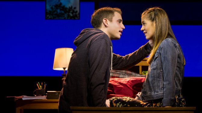 The 2016-17 Broadway season hit a record high of $1.45 billion