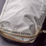 Armstrong's moon dust bag up for sale