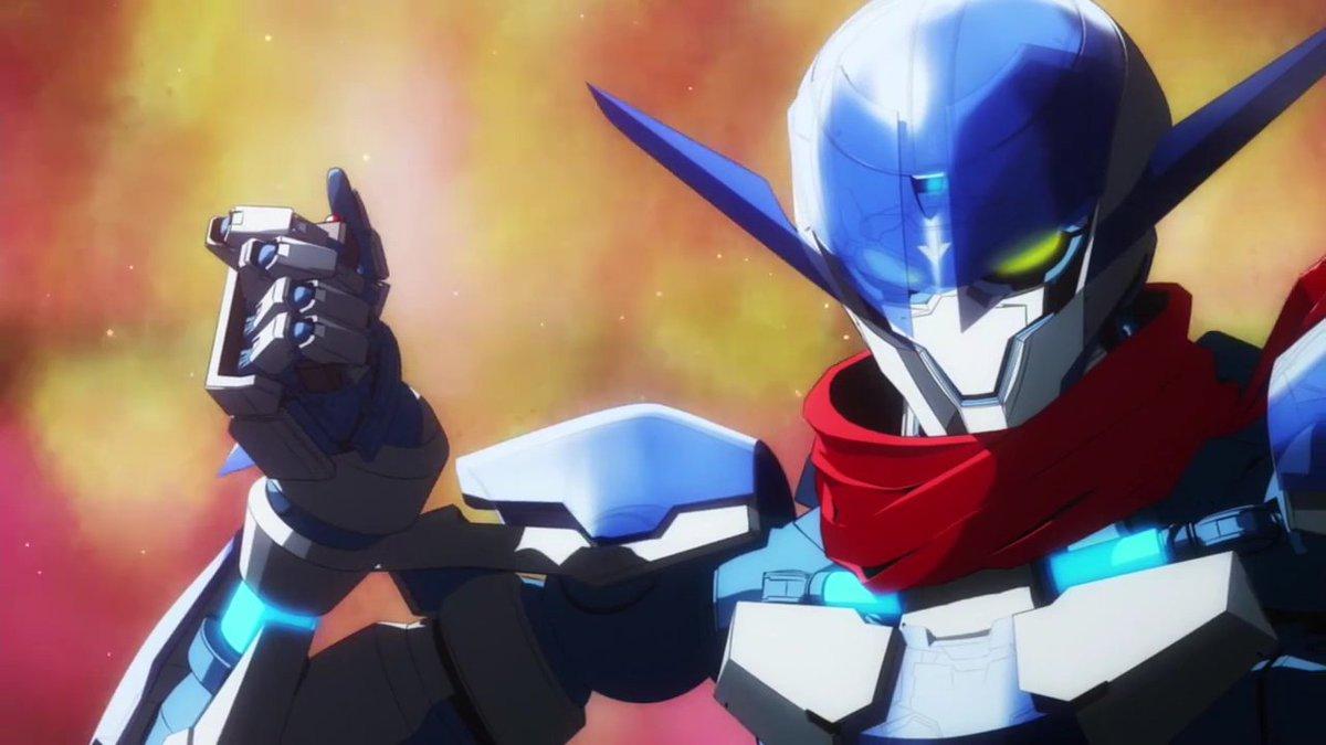 いまさらだけれどアニメ『ID-0』は人格のあるロボ好きにはたまらない作品ですよよと宣伝してみる…。すべてを失ったクールな
