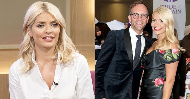 Holly Willoughby made a shock admission about her marriage on ThisMorning...
