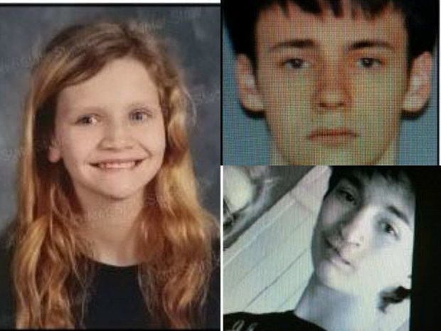 Amber Alert: Girl, 12, taken by teen boys armed with handguns, police say