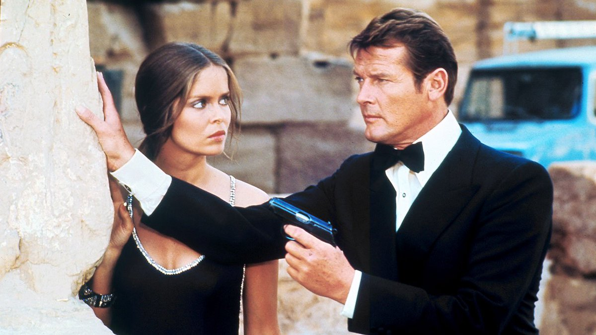 Remembering Roger Moore: His life and career in pictures