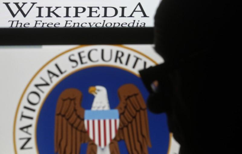 Wikipedia can pursue NSA surveillance lawsuit: U.S. appeals court