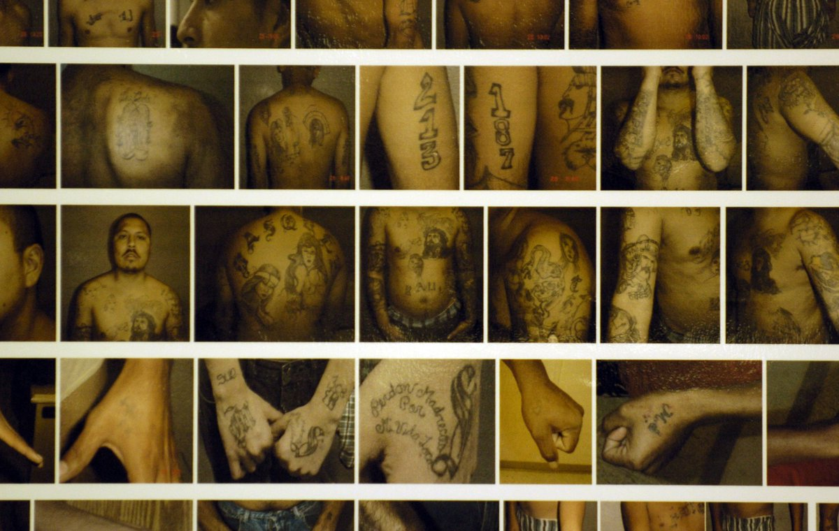 Texas gangs and cartels: A visual timeline of organized crime in Texas