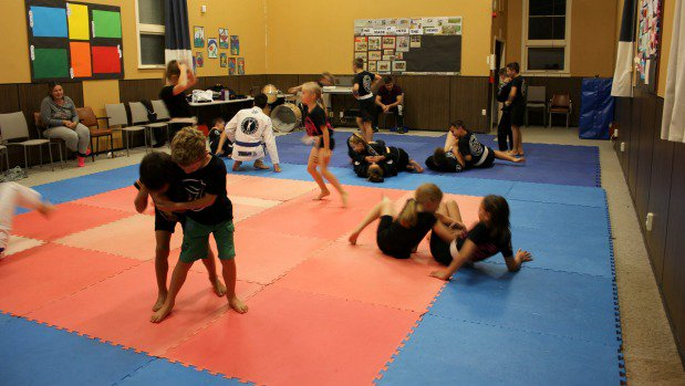 The martial art of stopping bullies