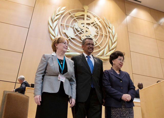 Ethiopia's Dr Tedros is new WHO Director-General