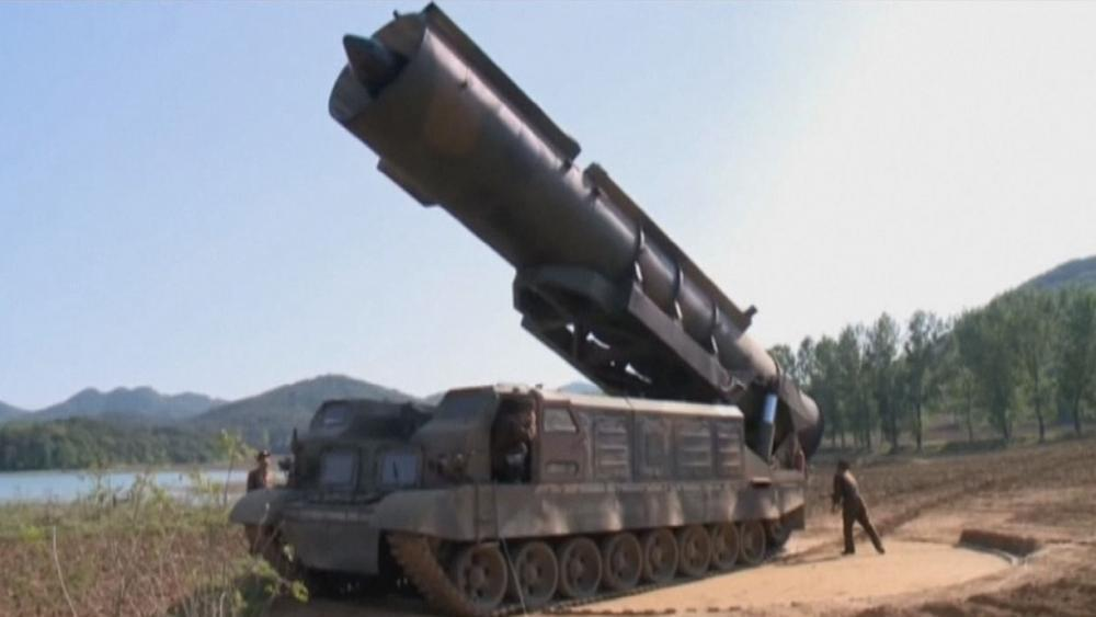 Defiant North Korea says missile tests are self-defence