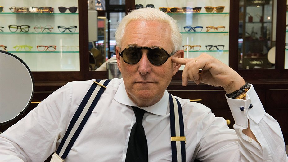 Roger Stone: There's a difference between dirty tricks and just being stupid (Q&A)