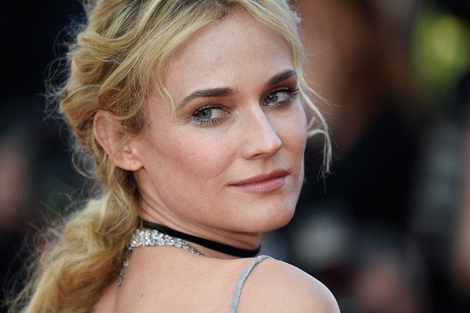RT @pretareporter: Diane Kruger dazzled in Dior at Cannes: