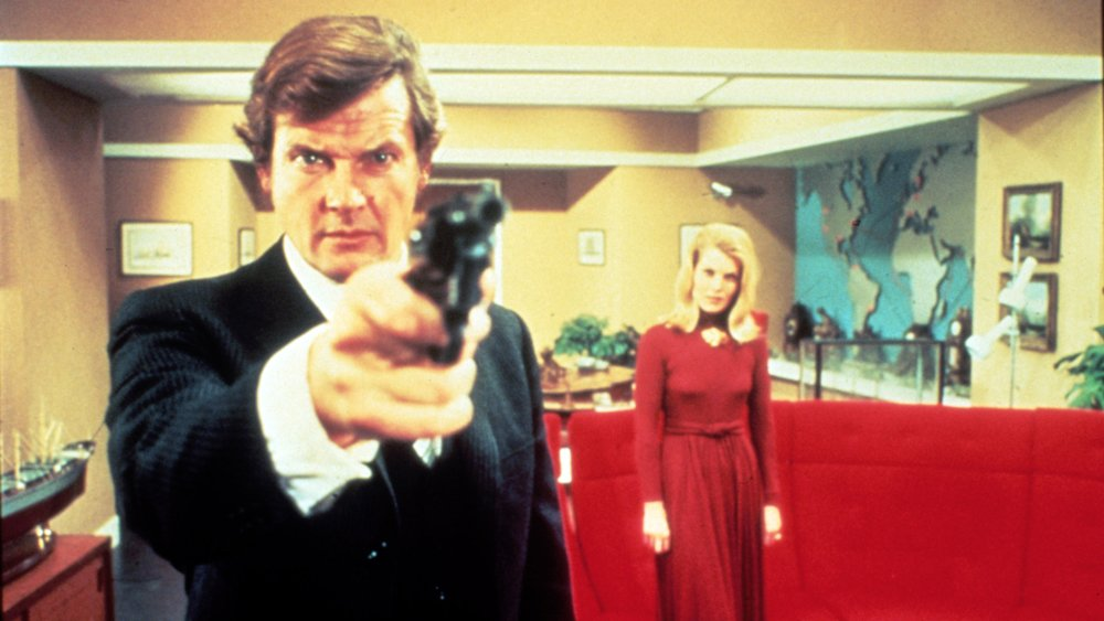 A look at Roger Moore's life and career in photos: