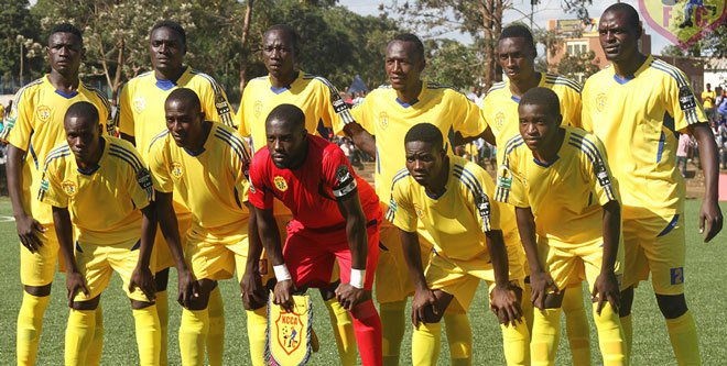 KCCA FC lads shoot down giants Club Africain